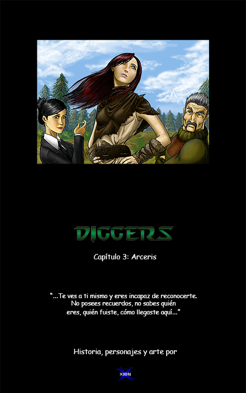 Diggers Ch 3 Back cover